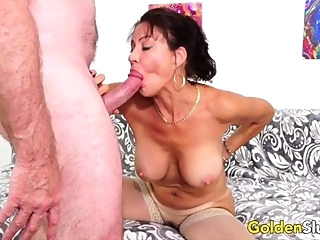 big boobs blowjob european